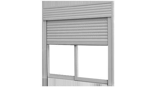 janela controle remoto