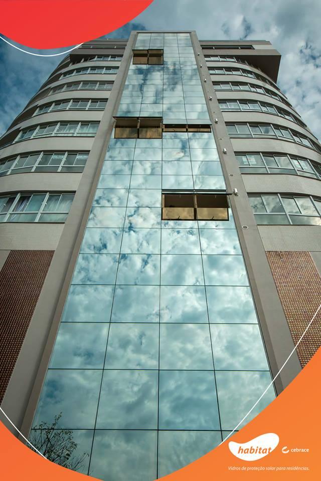 edifício vidro térmico boxglass