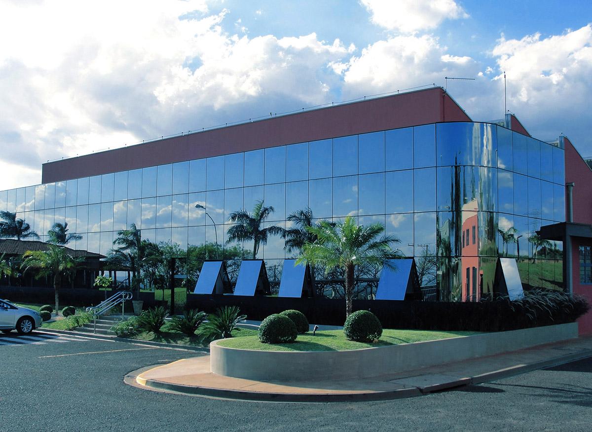 fachada comércio arquitetura engenharia