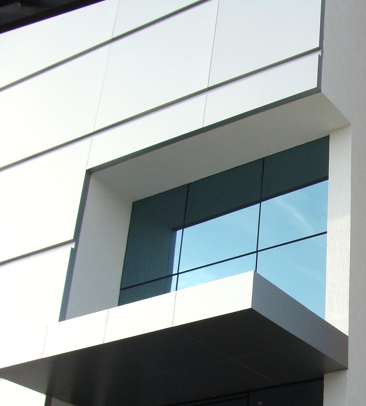 revestimento alumínio fachada