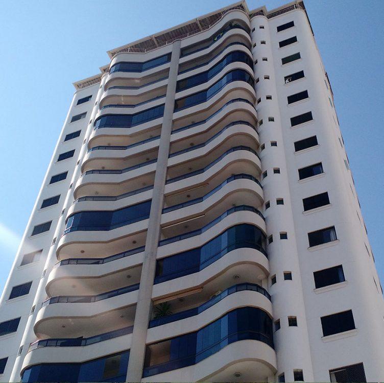 esquadria de alumínio para edifício Bauru SP Boxglass